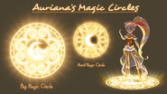 Auriana's Magic Circles