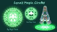 Lyna's Magic Circles