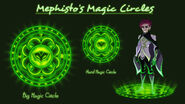 Mephisto's magic circle