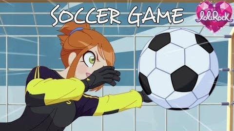 Carissa's Soccer Lesson LoliRock