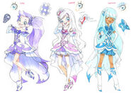 The creation of lolirock - magical6