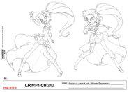 Concept art Auriana, princess of Volta6