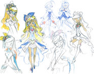 The creation of lolirock - magical2