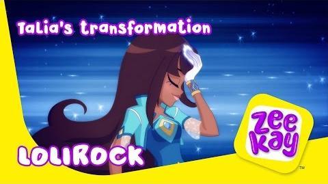 Talia's Transformation LoliRock ZeeKay