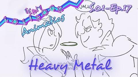 LR117 Heavy Metal ANIMATIC