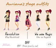 Auriana's Stage Outfits (1)
