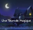 Une tournée magique