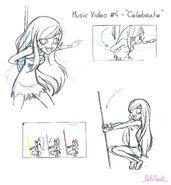 Celebrate - szkice&inne (2)