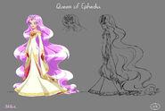 Королева Эфидии
