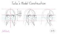 Talia's Model Construction2