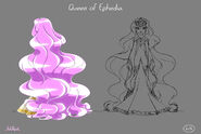 Королева Эфидии1
