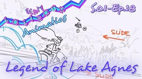 LR118 Legend of Lake Agnes ANIMATIC