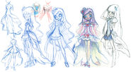 The creation of lolirock - magical8
