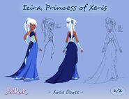 Izira Xerin Dress