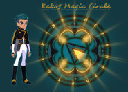 Kakos' Magic Circle