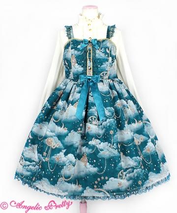 Khronos Utopia Jumper Skirt | Lolita Prints Wiki | FANDOM