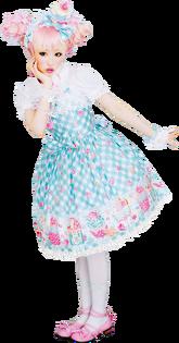 Sweet Lolita (Hello Lace)