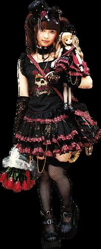 Punk Lolita (Hello Lace)