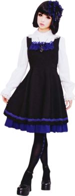 Gothic Lolita 2 (Hello Lace)