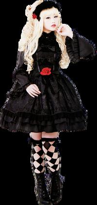 Gothic Lolita (Hello Lace)