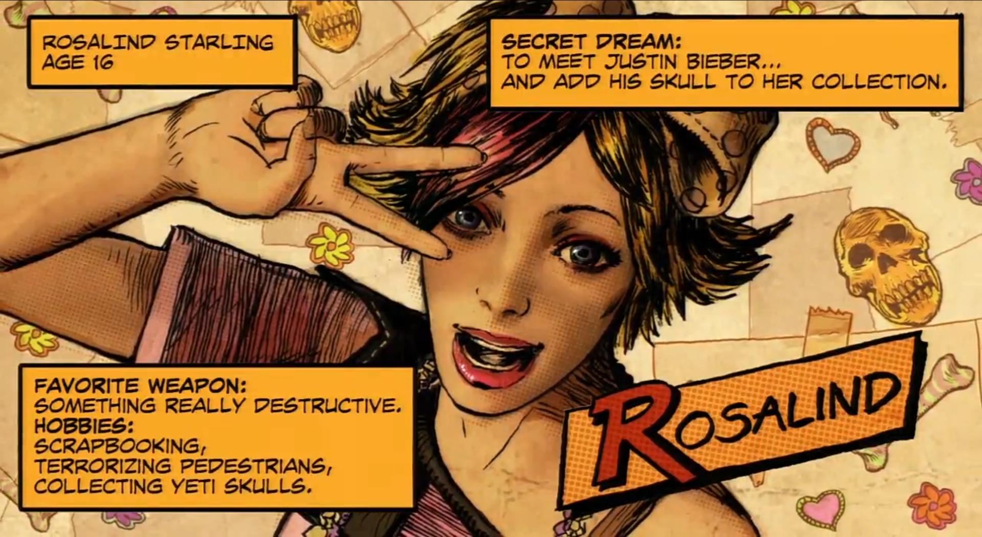 Rosalind Starling Lollipop Chainsaw Wiki Fandom Powered By Wikia