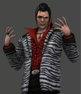 Lollipop Chainsaw Allies Gideon Starling (Dad) 01