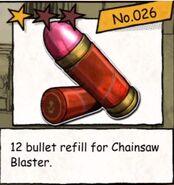 Blaster Bullets