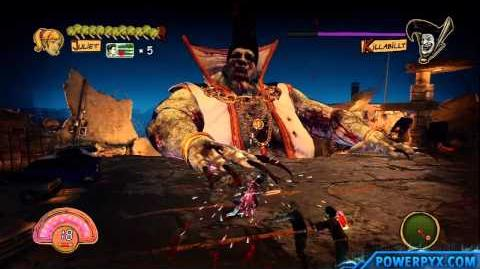 Lollipop Chainsaw - Fingered Trophy Achievement Guide