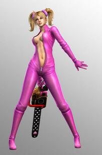 Lollipop Chainsaw Skins Xbox 360 DLC Sexy Rider