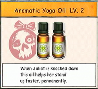 Aromatic Yoga Oil LV. 2