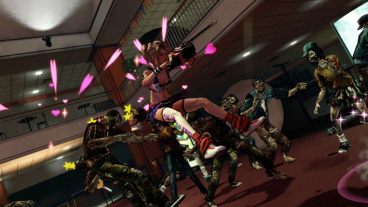 Butt Attack | Lollipop Chainsaw Wiki | FANDOM powered by Wikia