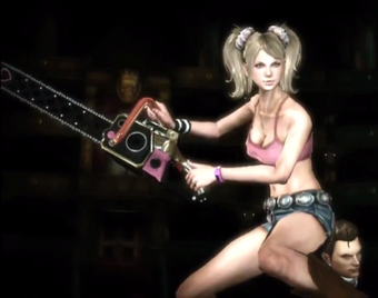 American Casual 03 Juliet Lollipop Chainsaw
