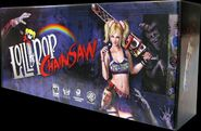 Lollipop Chainsaw - Swag Box 01 (Front)