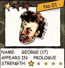 George zombie