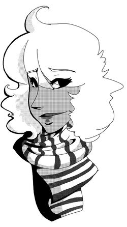 Johanna sketch