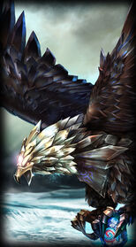 Panel Bird of Prey Anivia