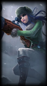 Panel Arctic Warfare Caitlyn