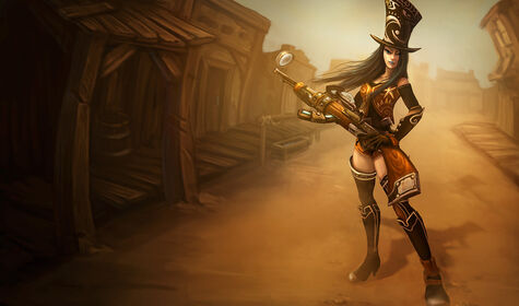 Splash Sheriff Caitlyn