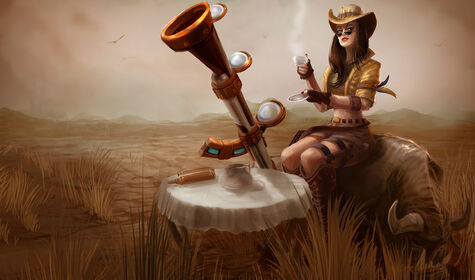Splash Safari Caitlyn