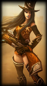 Panel Sheriff Caitlyn