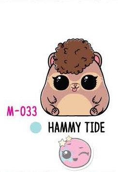 LOL Surprise LIL Makeover Series 5 Color Changer #M-033 HAMMY TIDE