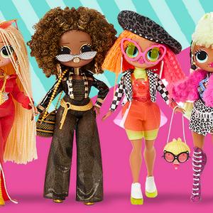 Omg Fashion Dolls Lol Lil Outrageous Littles Wiki Fandom