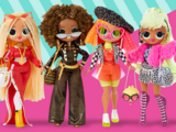 OMG Fashion Dolls