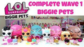 Surprise Biggie Pet MC Hammy NEW  L.O.L