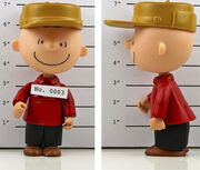 Wanted- Charlie Brown