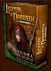 Cyndra the Scout (Starter Deck)
