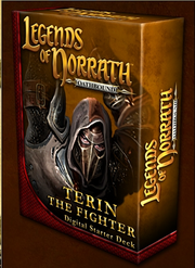 Terin the Fighter (Starter Deck)