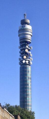 BT Tower 2004
