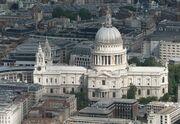 St Pauls aerial