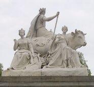 Europe group (Albert Memorial)